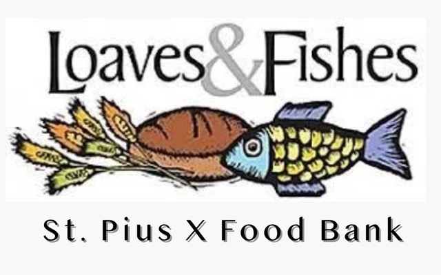 Loaves and Fishes Food Bank logo